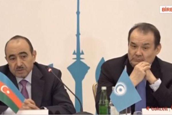 Türk şurasının Bakı toplantısı - CANLI