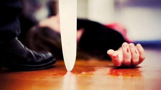 """Ölkəni SARSIDAN VİDEO: Keçmiş ər qızının gözü önündə arvadını doğradı: """"Ana, nə olar ölmə…"""""""