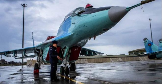 MiQ-29-un qəzaya uğrama səbəbi müəyyən edildi – RƏSMİ