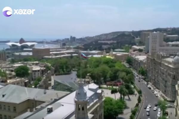 Azərbaycanda xarici filmlər çəkiləcək - VİDEO