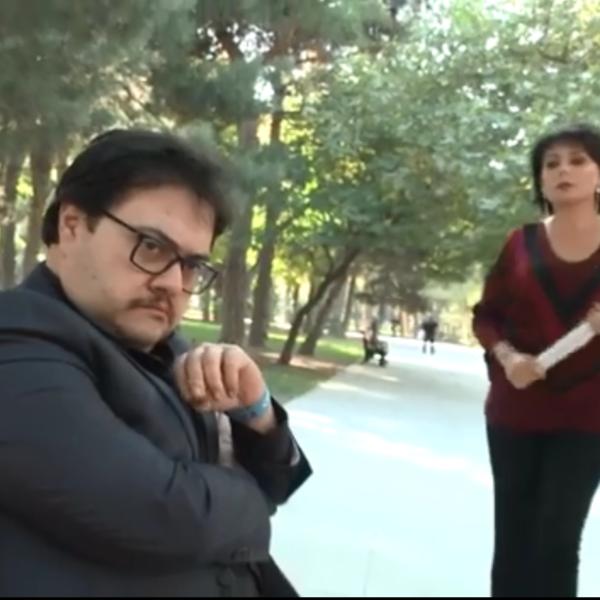 """Tanınmış şair """"El bizim sirr bizim"""" verilişində aparıcı olacaq"""