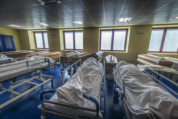95 faizi yaşlılar imiş… – İtaliyada koronavirusdan ölənlərin statistikası