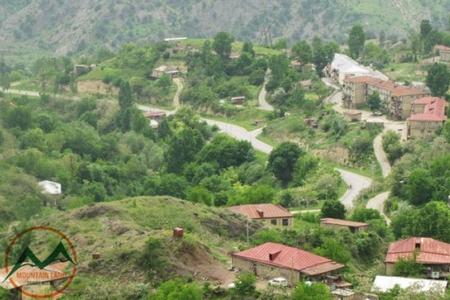 Ermənistan bu ərazidə sərhədi 8 km geri çəkdi