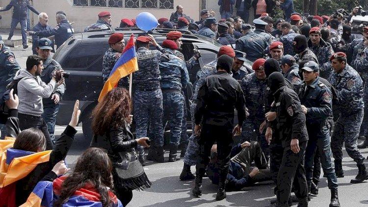 """""""Azərbaycanlılar Ermənistan pasportu ilə daxildə təxribat törətdilər"""" – Sensasion açıqlama"""