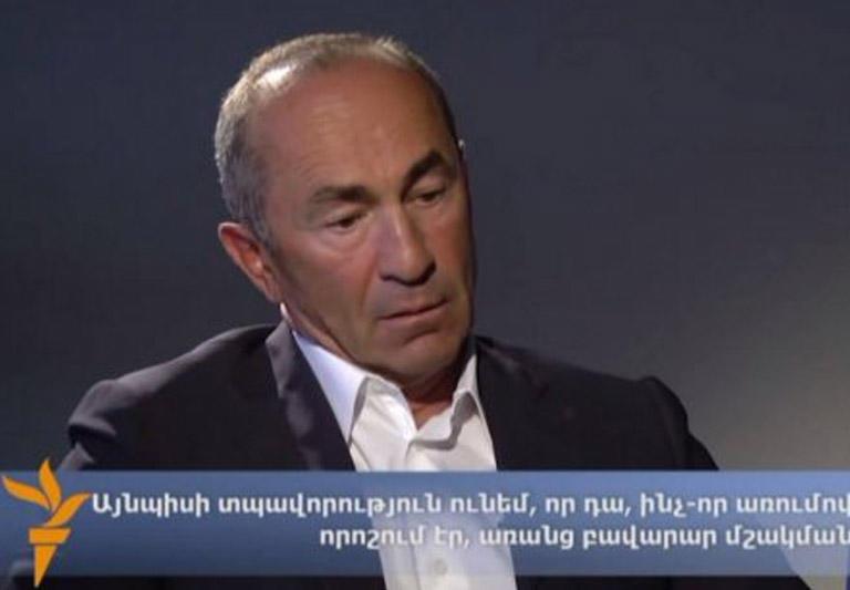 Köçəryan: Qarabağda yeni savaş ola bilər - Video