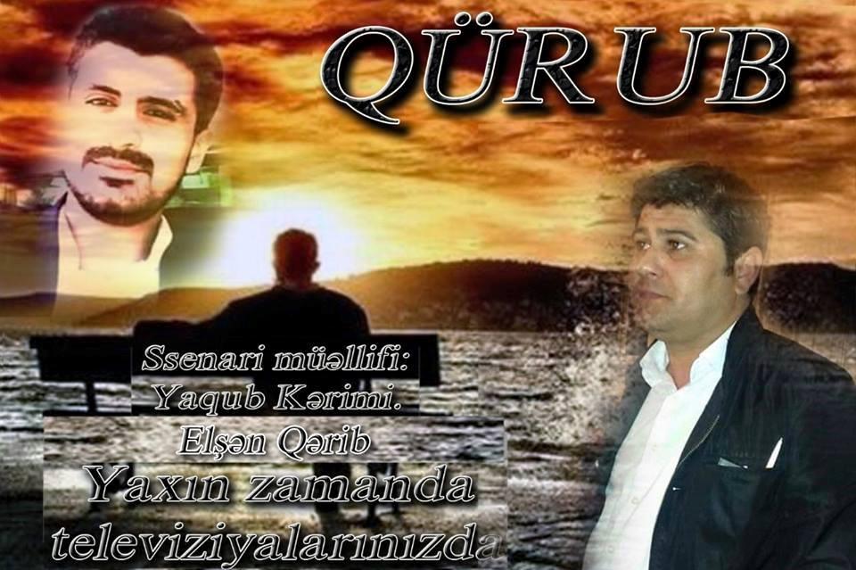 """Gənc yazar YAQUB KƏRİMİNİN yeni uğurları-""""Ana"""" mahnısı və """"Qürub"""" teleserialı..."""