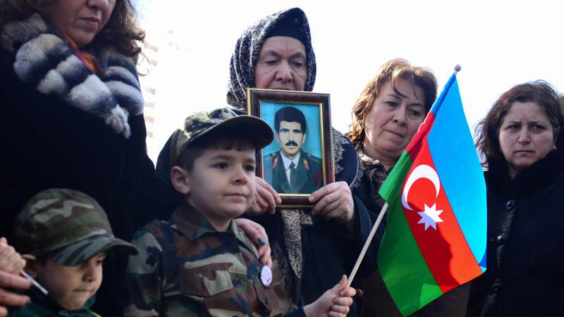 Azərbaycan Xocalı üçün AYAĞA QALXDI – FOTOREPORTAJ