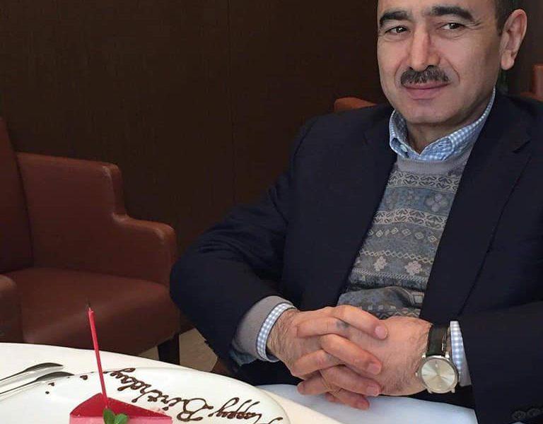 Bu gün Əli Həsənovun doğum günüdür