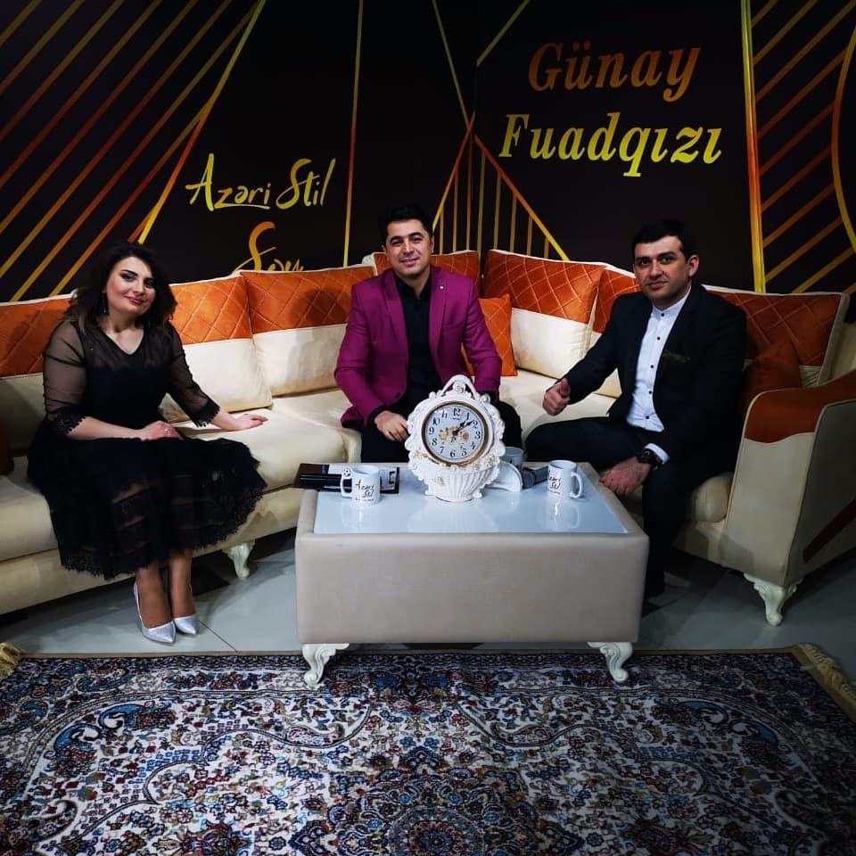 """Dünya tvdə Günay Fuadqızı və Abdul Azərinin yeni layihəsi-""""Azəri stil şou"""""""