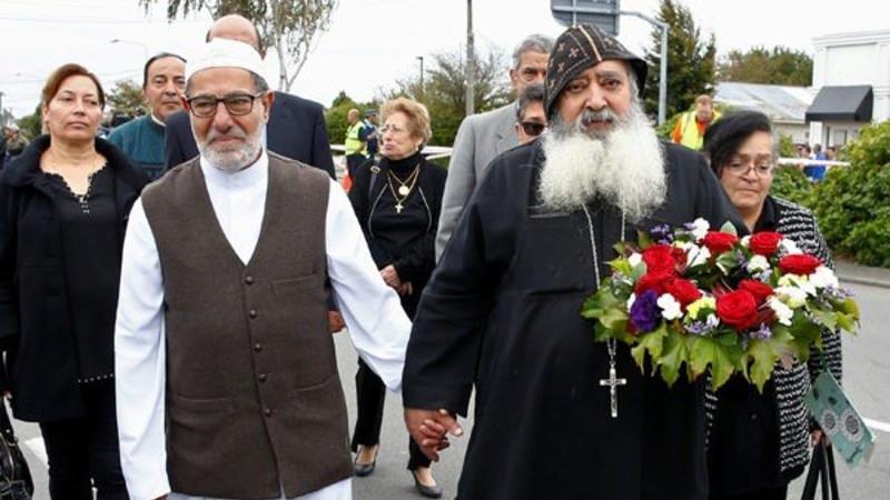 Yeni Zelandiyada müsəlmanlara qarşı terrordan sonra acı GÖRÜNTÜLƏR – FOTO