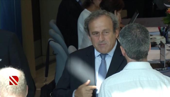 UEFA-nın sabiq prezidenti Mişel Platini həbs olunub.