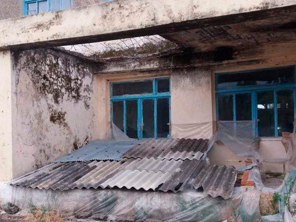 Lənkəranda 40 ildən artıqdır təmir üzü görməyən kənd məktəbi (FOTO/VİDEO)