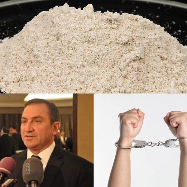 Daxili İşlər nazirinin sabiq müavininin qardaşı oğlu 10 kq heroinlə tutuldu
