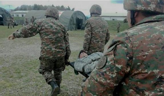 Tanınmış erməni MMA döyüşçüsü məhv edildi