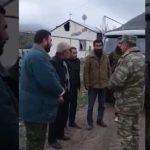 Ermənilər Ordumuzdan kömək istədi – Video